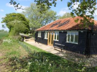 Holiday cottage/barn Fressingfield Nr Framlingham
