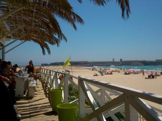 Los Lances beach, Tarifa, 11/05/2014