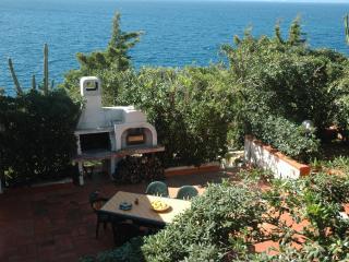 Villa Linda in Terrasini, Cinisi