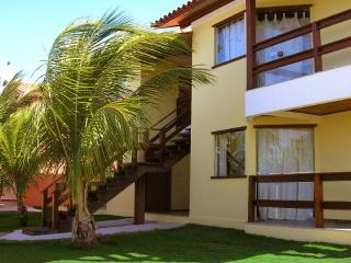 Apartment Beachfront B5 with veranda  max 5 beds, Porto Seguro