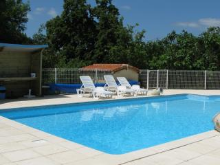 Heated 11x5 metre pool