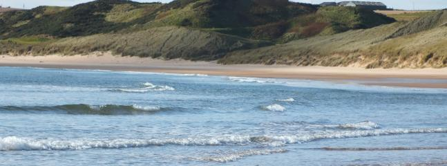 Cruden Bay Beach