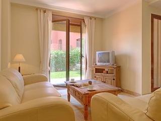 Open Plan Living Room Leading To Garden