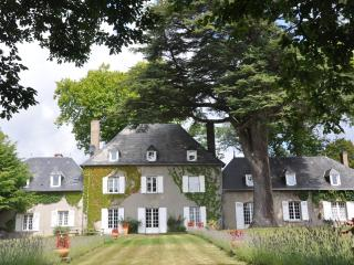 French mansion heart of France