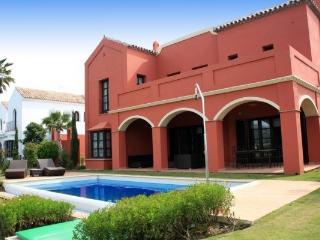 Villa 1ª línea de golf, Sotogrande
