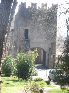 Ponte Vecchio davanti casa