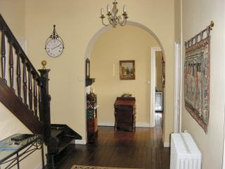 Large  grand entrance hall