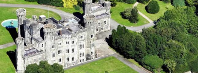 Johnstown castle gardens 15 mins drive away