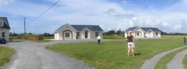 Our cottages - plenty of room to manouevre