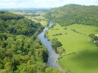View from Symonds Yat Rock