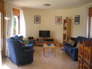 Bright, comfortable living area