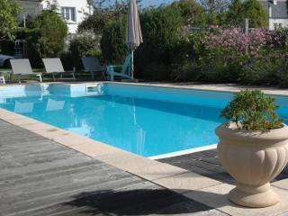 Villa Cornouaille Wifi Piscine, Bénodet