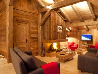 Marmotte Mountain Azimuth: 4 bedroom luxury chalet, Argentiere