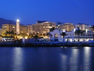 Marbella centro, primera linea playa, vistas al ma