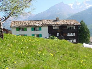 Bergruh Paradies in den Bergen, Saas-Fee