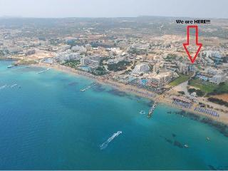 10%DIS till 31Jan16-Sea view apart.Protaras Centre