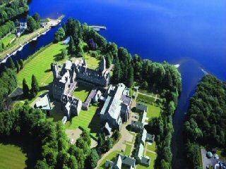 Le Club de Highland sur la rive ouest du Loch Ness situé sur 20 hectares