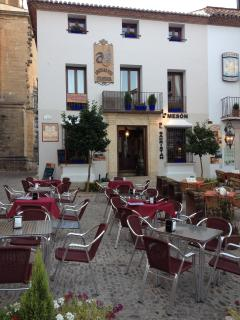 La Maison El Sacrisan (our favourite restaurant)