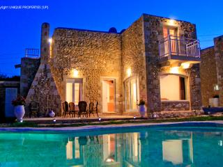 Exterior - Private Pool (night)