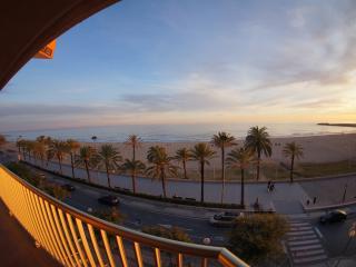 Beach, near Barcelona