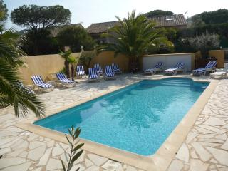 Villa La Rescapade Mas 7 pers. 150m Plage Nartelle, Sainte-Maxime