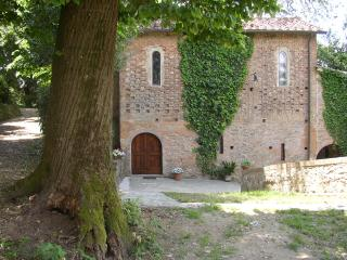 Villa Margherita: charming converted Tuscan chapel