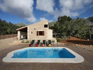 2 bedroom Villa in Cala San Vicente, Balearic Islands, Spain : ref 5455715