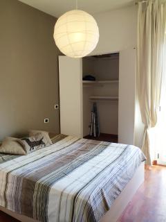Camera con cabina armadio
