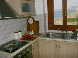 Fully Fitted Kitchen with Fabulous Sea Views