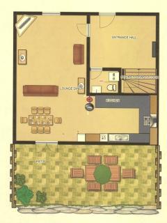 Floorplan - Ground Floor
