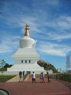 The Estupa