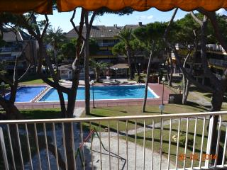 Gavà Mar playa piscina tennis, Gava