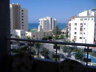 Apolo 18 apartment in Calpe - 400 metres to beach