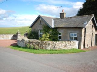 Cottage rental near Alwnick., Alnwick