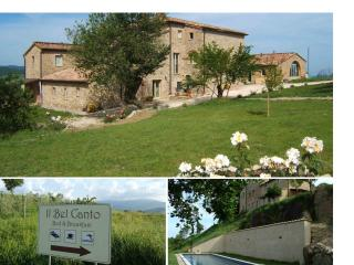 Il Bel Canto Bed and Breakfast, Radicondoli