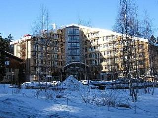 Ski Apartment in Flora Complex, Borowez