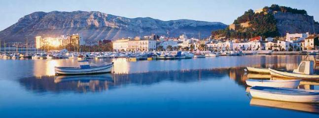 Denia Marina and Town