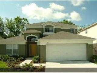 Seasons Villa,5 Bedrooms, Pool with Spa, Gameroom Sleeps 10, Kissimmee