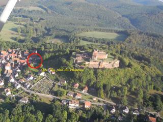 Au Pied du Château L. Girolles