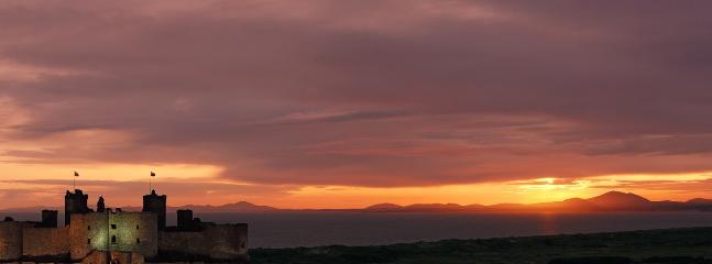 Harlech panorama