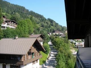 Bergstrasse 24. Large studio, balcony and views, Zell am See