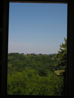 View from bedrooms