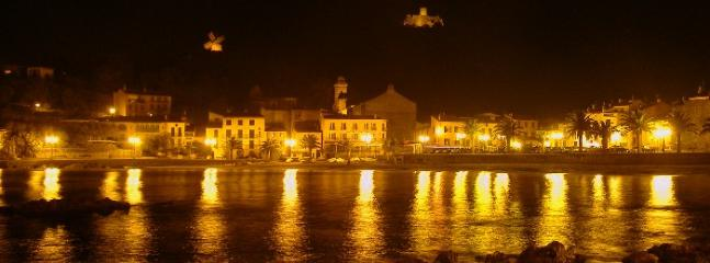 Collioure at Night
