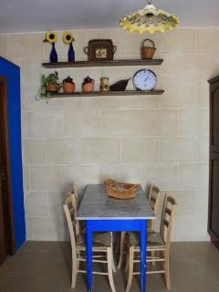 La Casetta di Viola - la cucina