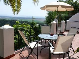 """La Mariposa"", romantic and with stunning views, Vejer de la Frontera"