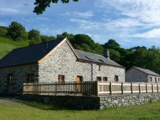 5* luxury rural cottage, Bala