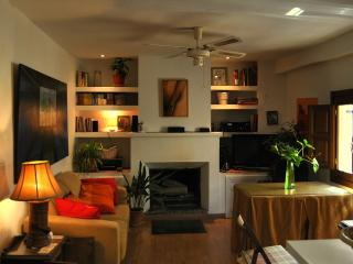 (1) fireplace