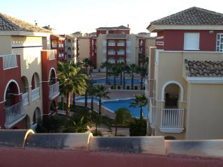 Penthouse Apartment with Roof Terrace Euromarina, Los Alcázares