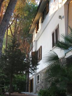 casa facciata sud-est
