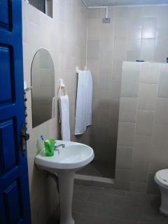 Baño masculino